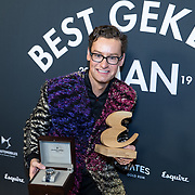 NLD/Amsterdam/20191114 - Uitreiking Esquires Best Geklede Man 2019,