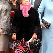NLD/Naarden/20051022 - Huwelijk prins Floris en Aimee Söhngen, prinses Christina
