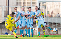 Eden Ben Basat of Maccabi during 2nd Leg football match between ND Gorica and Maccabi Tel Aviv FC (ISR) in First Qualifying Round of UEFA Europa League 2016/17, on July 7, 2016 in Sports park Nova Gorica, Slovenia. Photo by Vid Ponikvar / Sportida