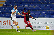 19 of St Mirren Juniors Morias makes an attack during the Scottish Premiership match between Ross County FC and St Mirren FC at the Global Energy Stadium, Dingwall, Scotland on 26 December 2020