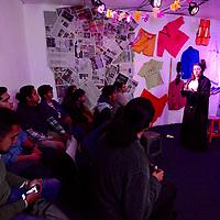 Toluca, México (Julio 26, 2018).- Este jueves dio inicio la Tercera Temporada de Casa Blanca Teatro, con 8 funciones de diferentes temáticas y la participación de 32 artistas.  Agencia MVT / Crisanta Espinosa.