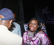 """Crystal Worthem at """" Lincoln After Dark """" sponsored by Lincoln Motors and hosted by Idris Elba and Steve Harvey and music by Biz Markie during the 2009 Essence Music Festival and held at The Contemporary Arts Center in New Orleans on July 4, 2009"""