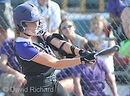 Clear Fork vs Keystone varsity softball on May 23 at Bucyrus High.