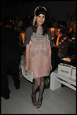 Kate Nash-London  Fashion week-14-9-12
