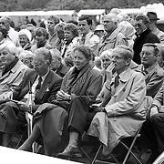 NLD/s'Graveland/19900922 - Opening van het herbouwde Capitool s`Graveland, Noortje, Pieter Winsemius
