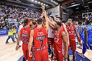 DESCRIZIONE : Campionato 2014/15 Dinamo Banco di Sardegna Sassari - Olimpia EA7 Emporio Armani Milano Playoff Semifinale Gara3<br /> GIOCATORE : Team Milano<br /> CATEGORIA : Ritratto Delusione Postgame<br /> SQUADRA : Olimpia EA7 Emporio Armani Milano<br /> EVENTO : LegaBasket Serie A Beko 2014/2015 Playoff Semifinale Gara3<br /> GARA : Dinamo Banco di Sardegna Sassari - Olimpia EA7 Emporio Armani Milano Gara4<br /> DATA : 02/06/2015<br /> SPORT : Pallacanestro <br /> AUTORE : Agenzia Ciamillo-Castoria/L.Canu
