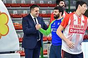 Edoardo Casalone, Alberto Seravalli<br /> Banco di Sardegna Dinamo Sassari - Openjobmets Varese<br /> Legabasket LBA Serie A 2019-2020<br /> Sassari, 12/01/2020<br /> Foto L.Canu / Ciamillo-Castoria