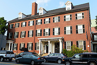 The Salem Inn, Salem, Massachusetts
