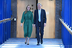 October 1, 2018 - Birmingham, Birmingham, United Kingdom - Conservative party conference- Day Two. Day Two of the Conservative Party conference. (Credit Image: © Andrew Parsons/i-Images via ZUMA Press)