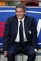 Milano 21/8/2004 Supercoppa Italiana - Italian Supercup Milan Lazio 3-0 Domenico Caso allenatore della Lazio, Lazio trainer<br /> <br /> Foto Andrea Staccioli Graffiti