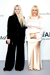 May 23, 2019 - Antibes, Alpes-Maritimes, Frankreich - Harlow Jane-Arquette and Patricia Arquette attending the 26th amfAR's Cinema Against Aids Gala during the 72nd Cannes Film Festival at Hotel du Cap-Eden-Roc on May 23, 2019 in Antibes (Credit Image: © Future-Image via ZUMA Press)