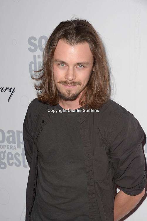RILEY BODENSTAD at Soap Opera Digest's 40th Anniversary party at The Argyle Hollywood in Los Angeles, California