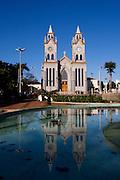 Frutal_MG, Brasil...Igreja Matriz de Nossa Senhora do Carmo em Frutal...Nossa Senhora do Carmo church in Frutal...Foto: MARCUS DESIMONI / NITRO