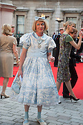 GRAYSON PERRY, Celebration of the Arts. Royal Academy. Piccadilly. London. 23 May 2012.
