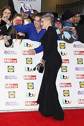 Kelly Osbourne, Pride of Britain Awards, Grosvenor House Hotel, London UK. 28 September, Photo by Richard Goldschmidt /LNP © London News Pictures