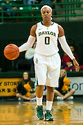WACO, TX - DECEMBER 18: Odyssey Sims #0 of the Baylor Bears brings the ball up court against the Mississippi Lady Rebels on December 18 at the Ferrell Center in Waco, Texas.  (Photo by Cooper Neill) *** Local Caption *** Odyssey Sims