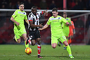 Grimsby Town FC v Colchester United 280217