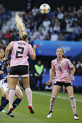 Scotland's Kirsty Smith during the FIFA Women's soccer World Cup 2019 Group D match, Scotland v Argentina at Parc des Princes stadium in Paris, France on June 19, 2019. Scotland and Argentina drew 3-3. Photo by Henri Szwarc/ABACAPRESS.COM