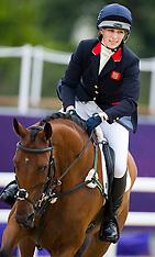 Zara Phillips - London 2012 Olympics 31-7-12
