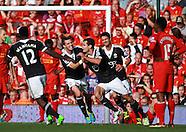 Liverpool v Southampton 210913