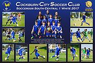 Cockburn City U9 Sth Central 1 White 2017