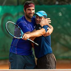 20200816: SLO, Tennis - Recreational tournament in Portoroz