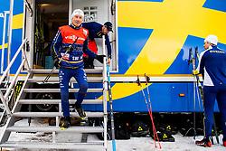 January 2, 2018 - Oberstdorf, GERMANY - 180102 Ole Morten Iversen, coach of Sweden, ahead of a training session during Tour de Ski on January 2, 2018 in Oberstdorf..Photo: Jon Olav Nesvold / BILDBYRN / kod JE / 160117 (Credit Image: © Jon Olav Nesvold/Bildbyran via ZUMA Wire)