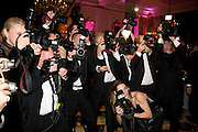 PHOTOGRAPHERS, The 2008 Crillon Debutante Ball, Crillon Hotel. Paris. 29 November 2008 *** Local Caption *** -DO NOT ARCHIVE -Copyright Photograph by Dafydd Jones. 248 Clapham Rd. London SW9 0PZ. Tel 0207 820 0771. www.dafjones.com
