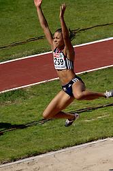 08-08-2006 ATLETIEK: EUROPEES KAMPIOENSSCHAP: GOTHENBORG <br /> HAZEL Louise (GBR)<br /> ©2006-WWW.FOTOHOOGENDOORN.NL
