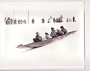 Surreal Ski Race, box of prints. 30 ten by eight fibre prints of the Dangerous Sports club ski race that took place in St. Moritz annually for three years in the eighties.