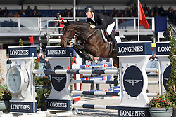 Greve Willem, (NED), Formidable<br /> FEI World Breeding Jumping Championships<br /> Lanaken 2015<br /> © Hippo Foto - Dirk Caremans<br /> 20/09/15