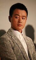 Dawei Tong,  at Press Conference for John Woo's forthcoming film The Crossing, Saturday 17th May 2014, Cannes, France.