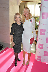 MELISSA ODABASH and her mother LOIS ODABASH at the Future Dreams 'United For Her' Ladies Lunch 2016 held at The Savoy, London on 10th October 2016.