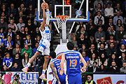 DESCRIZIONE : Campionato 2014/15 Serie A Beko Dinamo Banco di Sardegna Sassari - Acqua Vitasnella Cantu'<br /> GIOCATORE : Kenneth Kadji<br /> CATEGORIA : Schiacciata Controcampo<br /> SQUADRA : Dinamo Banco di Sardegna Sassari<br /> EVENTO : LegaBasket Serie A Beko 2014/2015<br /> GARA : Dinamo Banco di Sardegna Sassari - Acqua Vitasnella Cantu'<br /> DATA : 28/02/2015<br /> SPORT : Pallacanestro <br /> AUTORE : Agenzia Ciamillo-Castoria/L.Canu<br /> Galleria : LegaBasket Serie A Beko 2014/2015