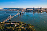 Treasure Island, Bay Bridge & SF Skyline