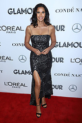 Padma Lakshmi attends the 2018 Glamour Women of the Year Awards at Spring Studios in New York