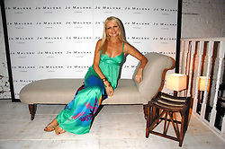 TV presenter HANNAH SANDLING at a party to celebrate the launch of Jo Malone's new White Jasmine & Mint Cologne held at Number 1 The Piazza, Covent Garden, London on 12th September 2007.<br /><br />NON EXCLUSIVE - WORLD RIGHTS