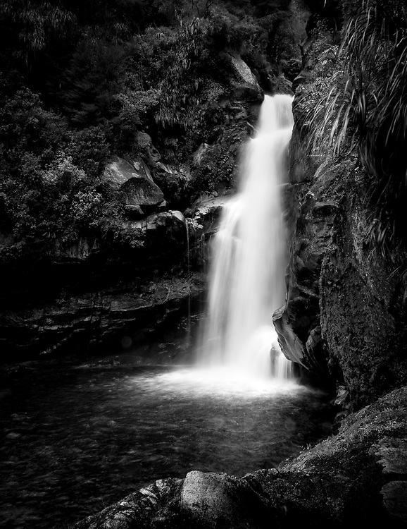 Wainui Falls, New Zealand