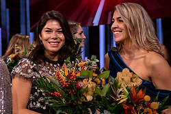 18-12-2019 NED: Sports gala NOC * NSF 2019, Amsterdam<br /> The traditional NOC NSF Sports Gala takes place in the AFAS in Amsterdam / Martine Smeets, Jessy Kramer