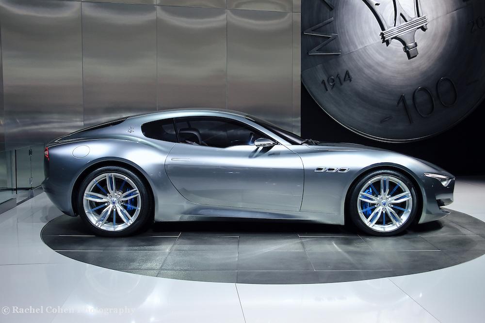 """Maserati Alfieri"""
