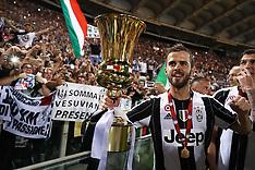 Juventus FC v SS Lazio 17 May 2017