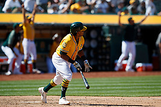 20180422 - Boston Red Sox at Oakland Athletics