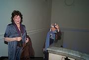 LADY ASHCOMBE; LADY ANNE LAMBTON, Calder After The War. Pace London. Burlington Gdns. London. 18 April 2013.