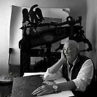 Hugh Ribbans, Printmaker, Faversham