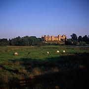 A294NC Framlingham Castle Suffolk England
