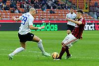 Infortunio Stephan El Shaarawy Milan<br /> Milano 18-01-2015 Stadio Giuseppe Meazza - Football Calcio Serie A Milan - Atalanta. Foto Giuseppe Celeste / Insidefoto