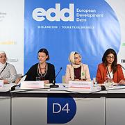 Refugee integration through inclusive policies