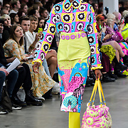 UCA Rochester showcases at Graduate Fashion Week 2019 - Day Three, on 2 June 2019, Old Truman Brewery, London, UK.