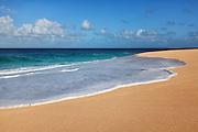 Peaceful Beach Scene
