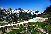 Pyrenees National Park (Le Parc national des Pyrénées) is a national park located within the French departements of Hautes-Pyrenees and Pyrenees-Atlantiques. Located along the border of France and Spain